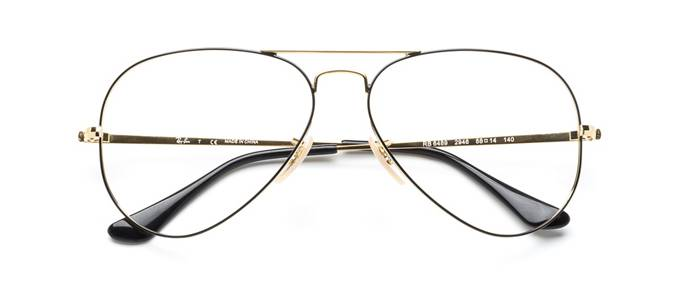 d0dcef9d09 product image of Ray-Ban RB6489-58 Black Gold