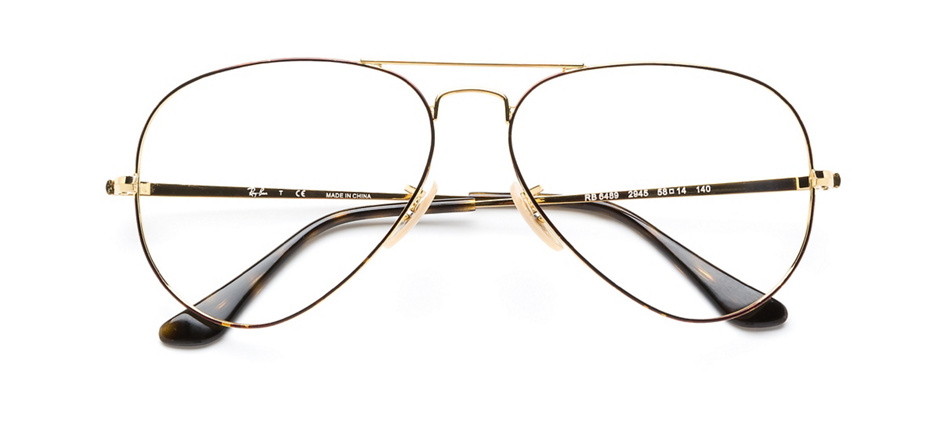 product image of Ray-Ban RB6489-58 Brown Gold