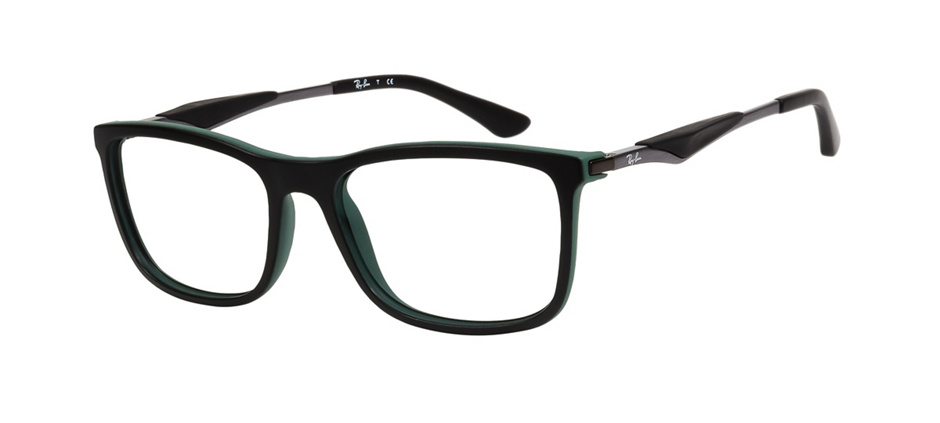 product image of Ray-Ban RB7029-55 Black Green