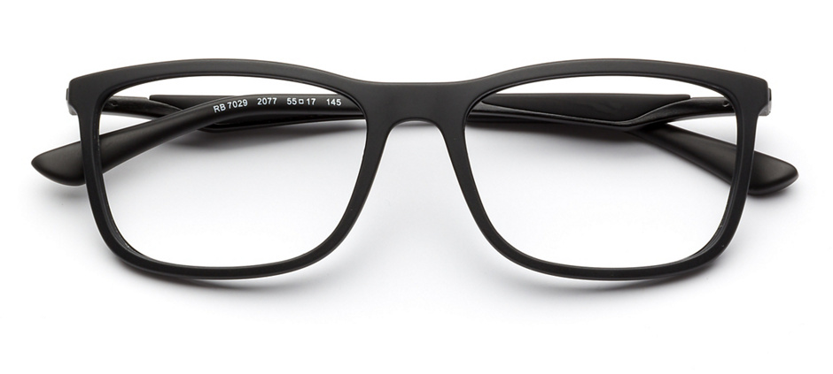 e247bda856639 product image of Ray-Ban RB7029-55 Matte Black