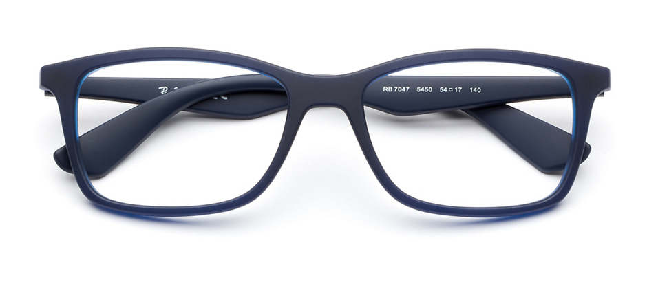product image of Ray-Ban RB7047-54 Matte Blue