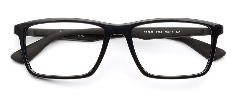 product image of Ray-Ban RB7056-55 Shiny Black