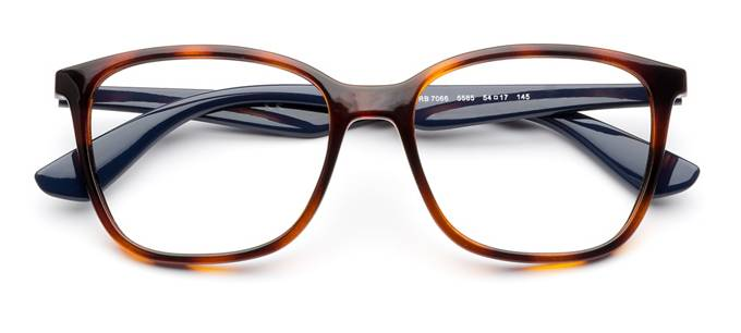 product image of Ray-Ban RB7066-54 Light Havana