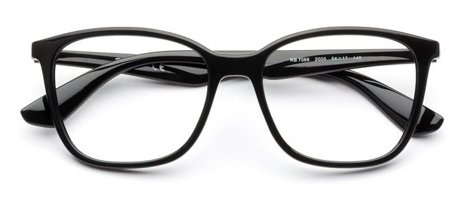 9bc6948bccb product image of Ray-Ban RB7066-54 Shiny Black
