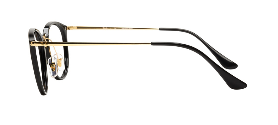 c21a1de97d product image of Ray-Ban RB7140-49 Black Gold