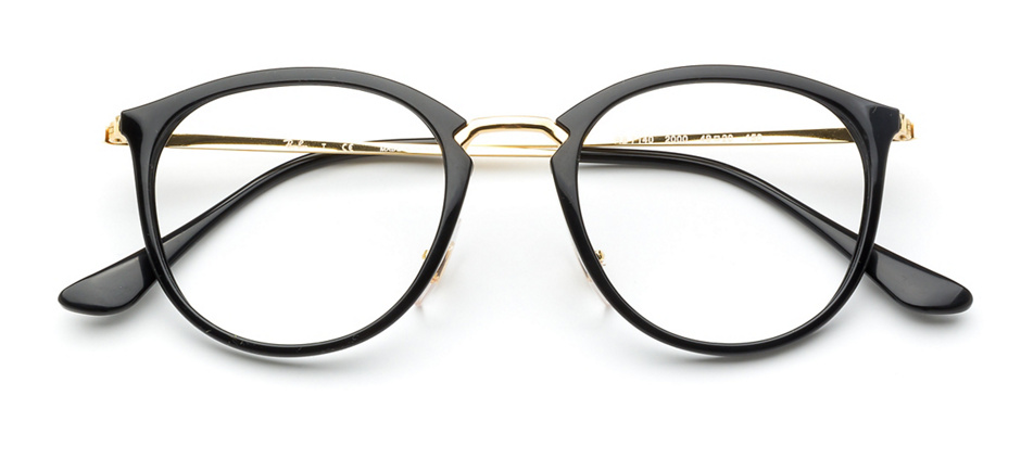 40033d0b11 product image of Ray-Ban RB7140-49 Black Gold