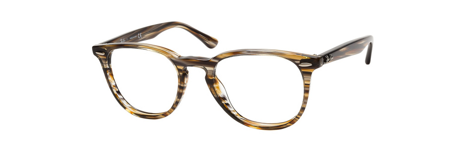 product image of Ray-Ban RB7159-50 Brown Marble