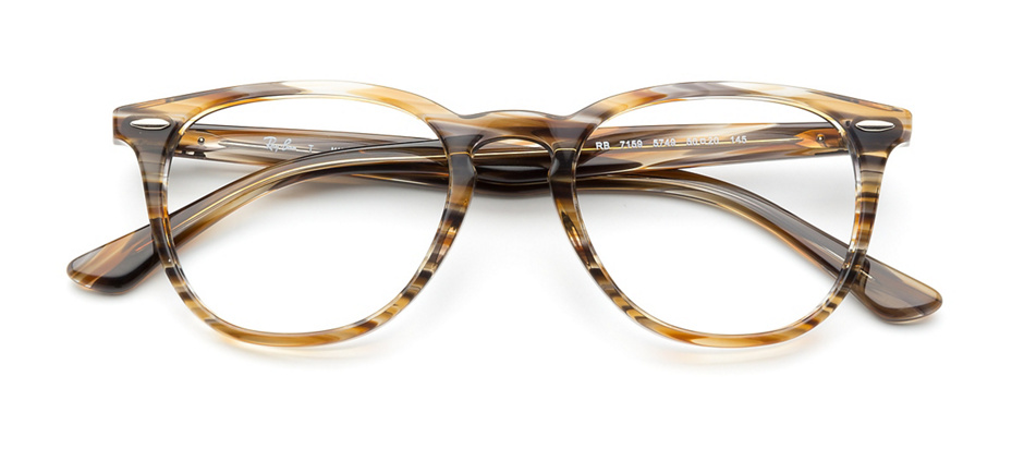 2699b5decf product image of Ray-Ban RB7159-50 Brown Marble