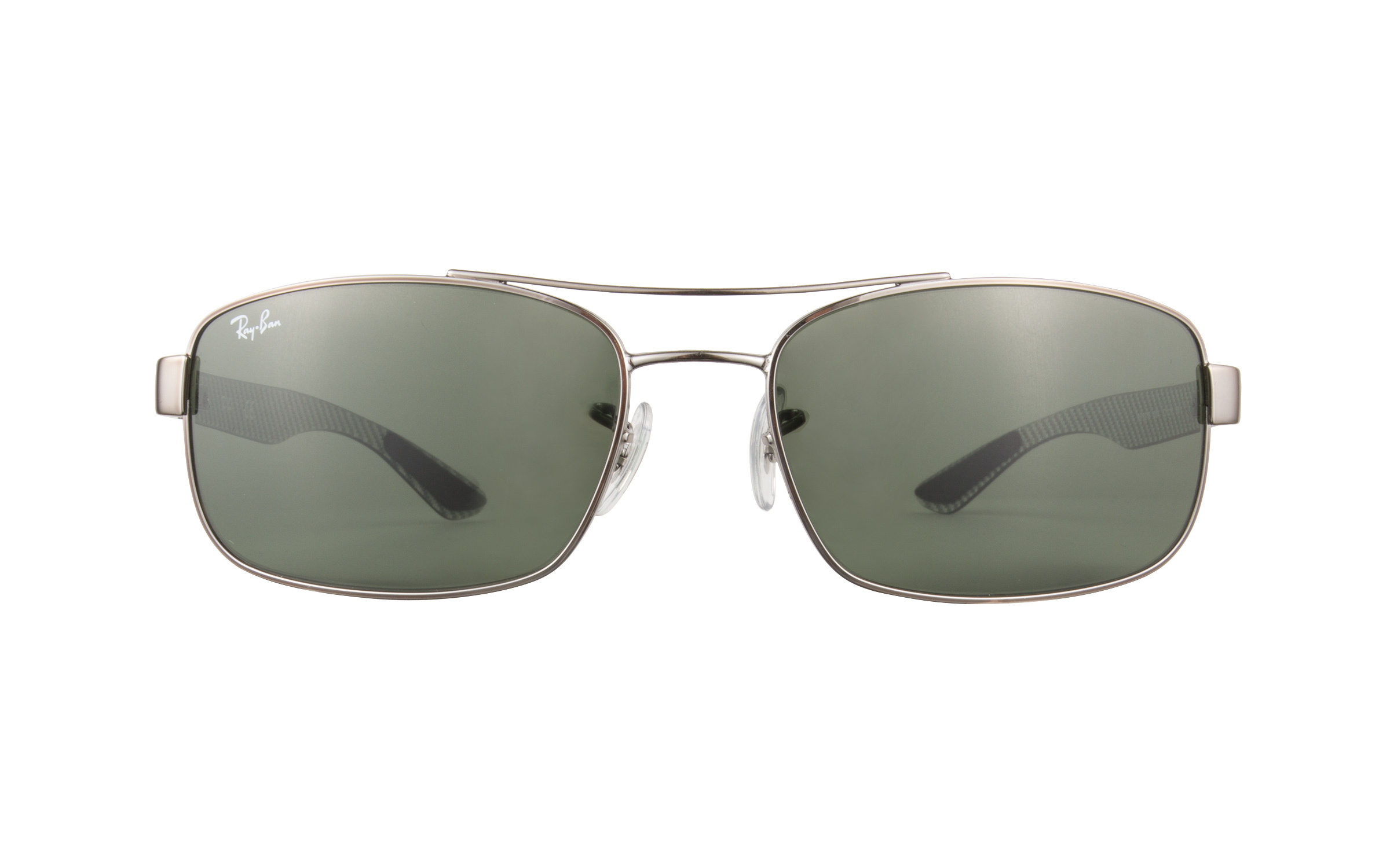 Ray-Ban RB8316 004 62 Sunglasses in Gunmetal Grey/Silver - Online Coastal