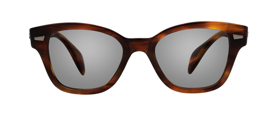product image of Ray-Ban RX0880-49 Striped Havana