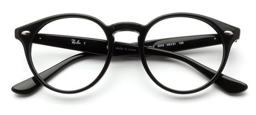 product image of Ray-Ban RX2180-V Black