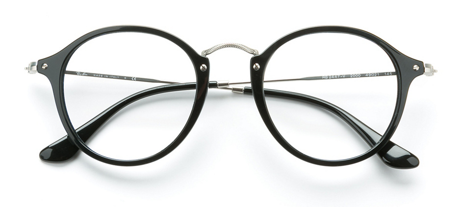 product image of Ray-Ban RX2447-V Black