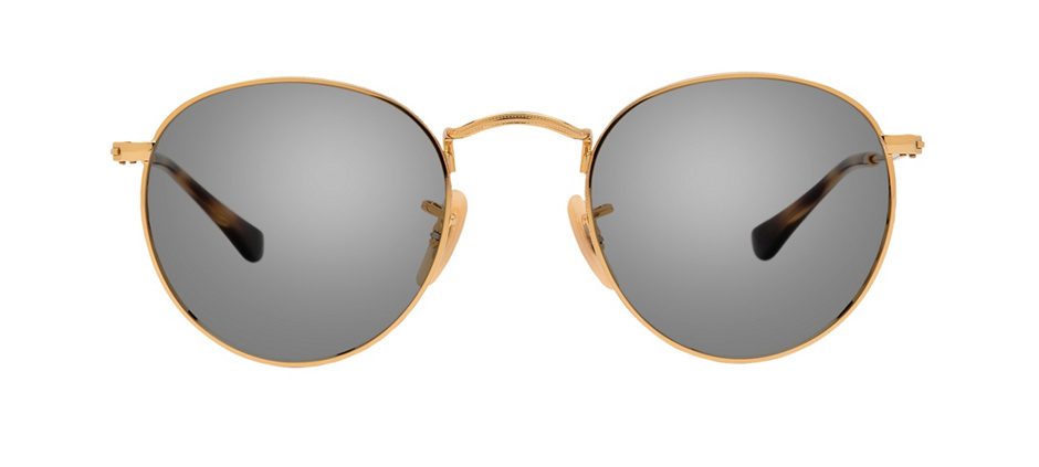 product image of Ray-Ban Round Metal Gold
