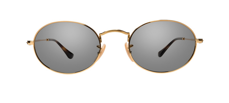 product image of Ray-Ban Oval Gold