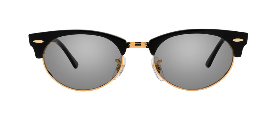 product image of Ray-Ban Clubmaster Oval Black
