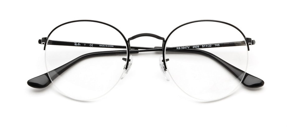 product image of Ray-Ban Round Gaze Black