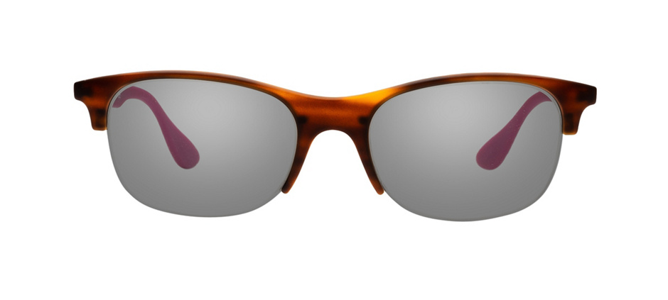 product image of Ray-Ban RX4419V-54 Red Havana