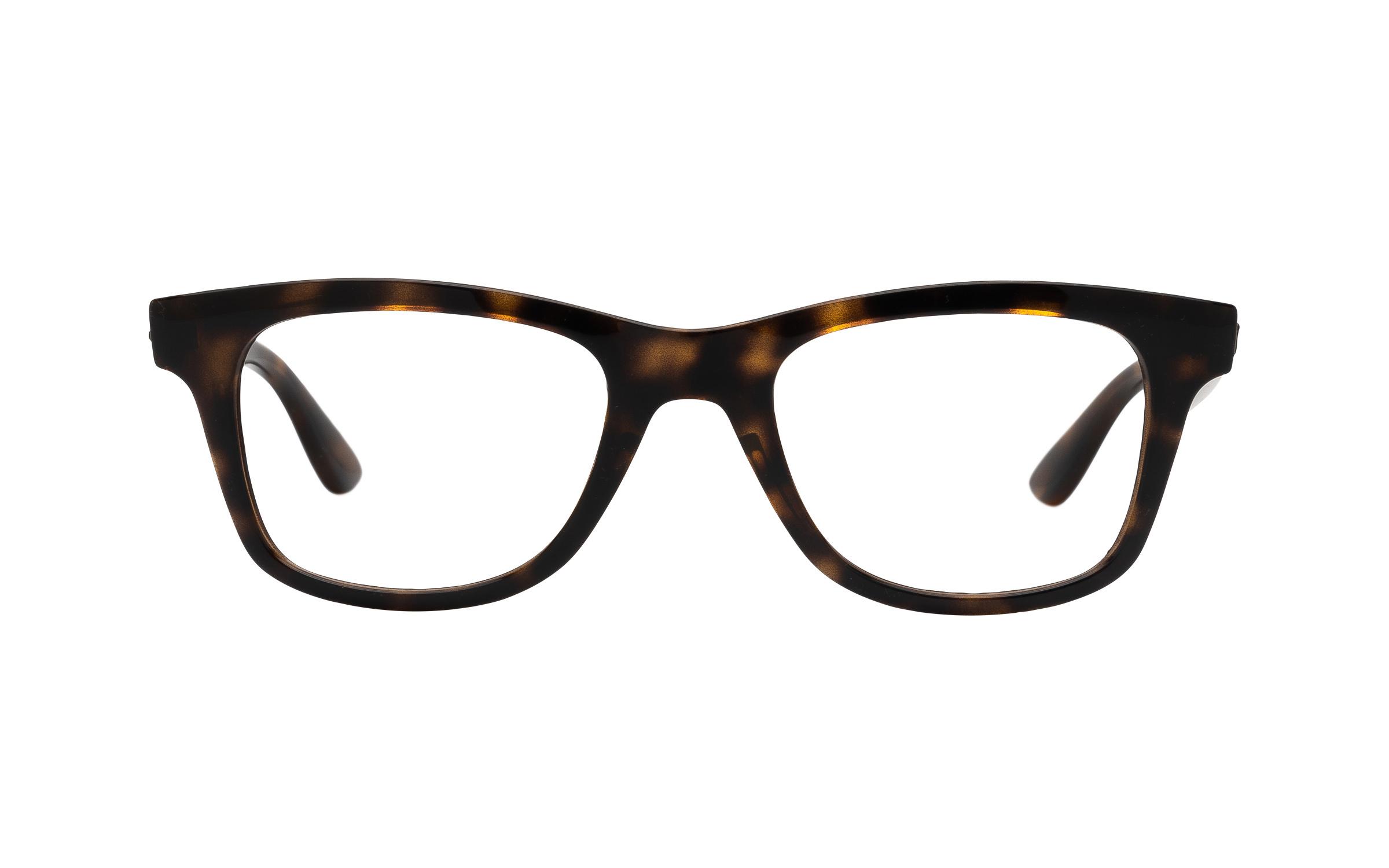 http://www.coastal.com/ - Ray-Ban RX4640V 2012 (50) Eyeglasses and Frame in Havana Brown/Tortoise – Online Coastal