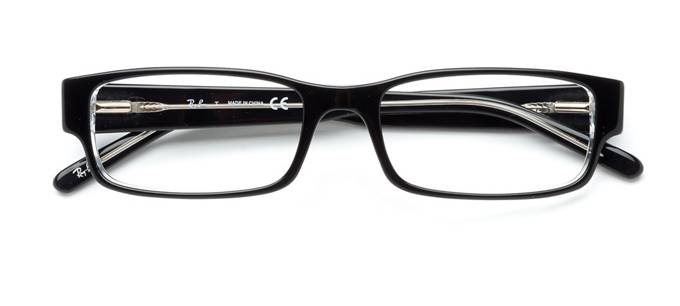 product image of Ray-Ban RX5069 Top Black Transparent