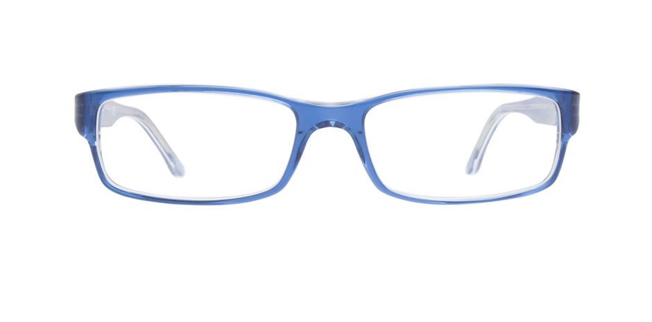 product image of Ray-Ban RX5114 Dark Blue Transparent