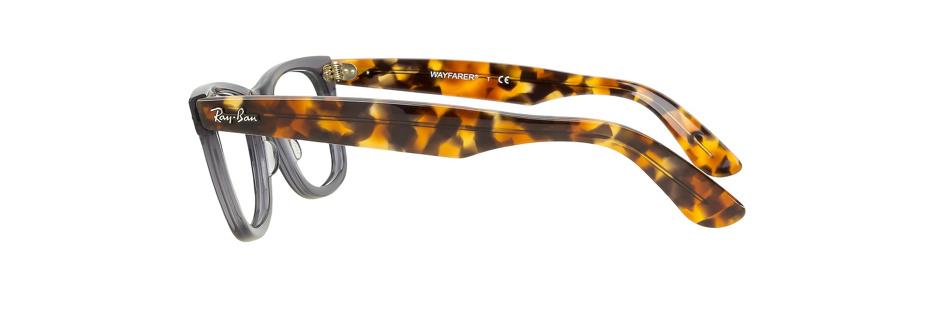 product image of Ray-Ban RX5121-50 Grey Smoke Havana
