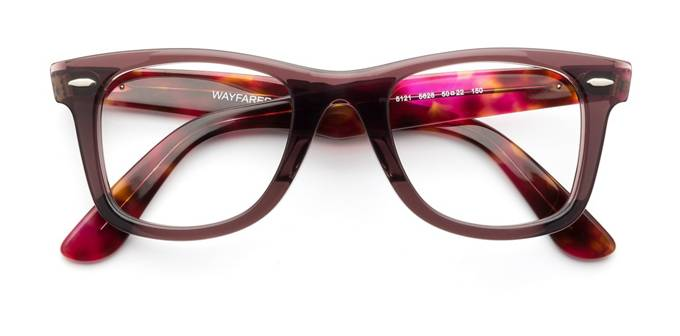 product image of Ray-Ban RX5121-50 Havana Tortoise Violet