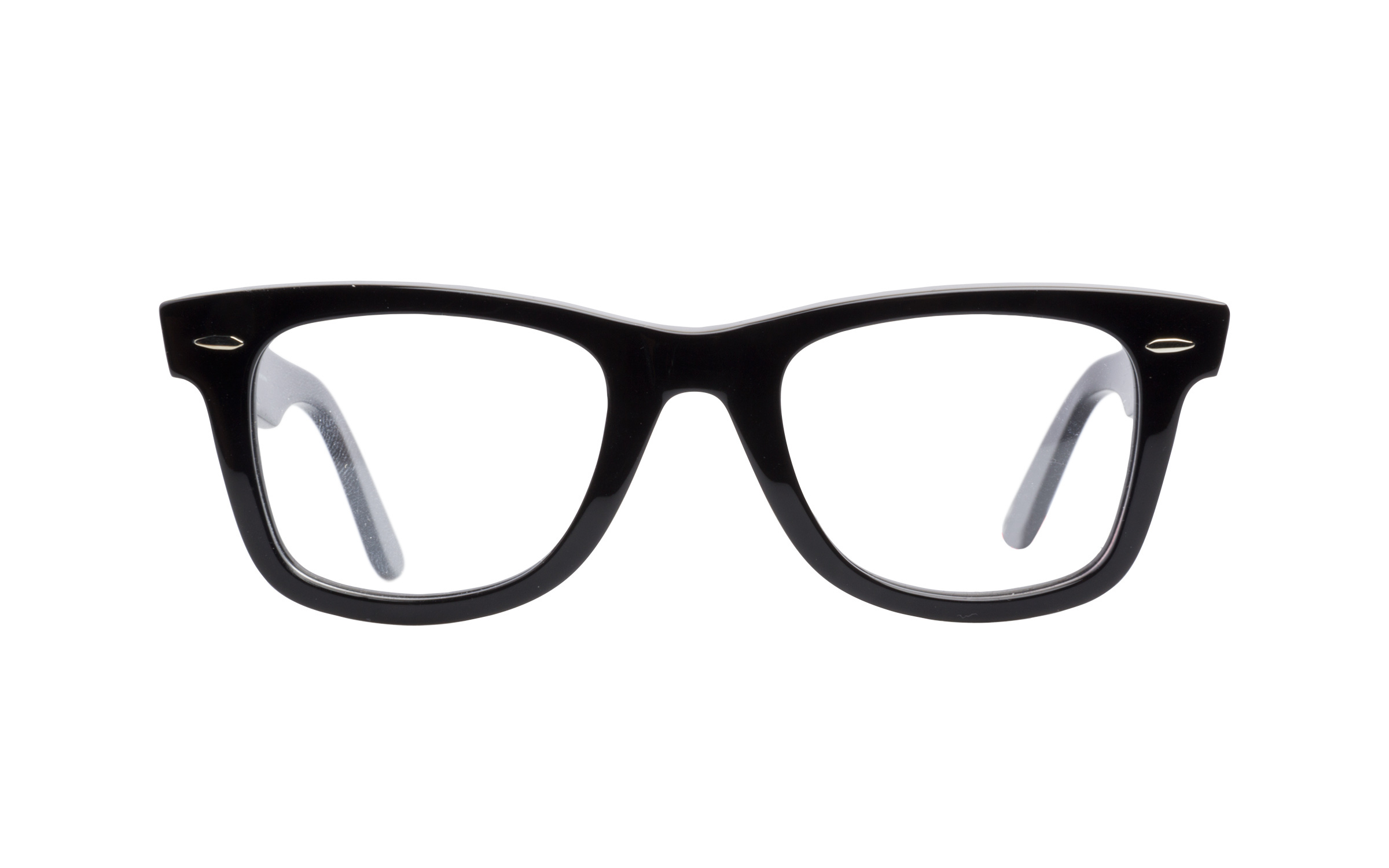 Luxottica Ray-Ban RB5121 2000 Eyeglasses and Frame in Black - Online Coastal