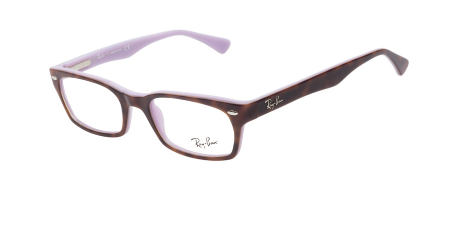 product image of Ray-Ban RX5150 Havana Purple
