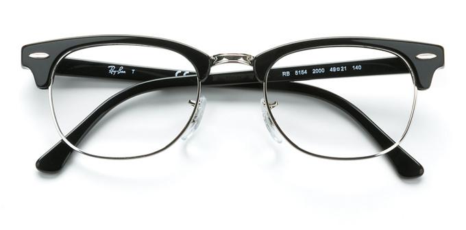 product image of Ray-Ban RX5154 Shiny Black