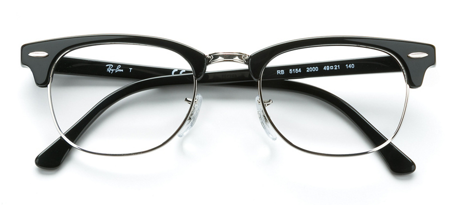 673e71b5bbc product image of Ray-Ban RX5154 Black