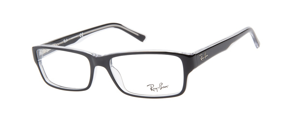 f8987bf1abbf4 product image of Ray-Ban RX5169 Black Crystal