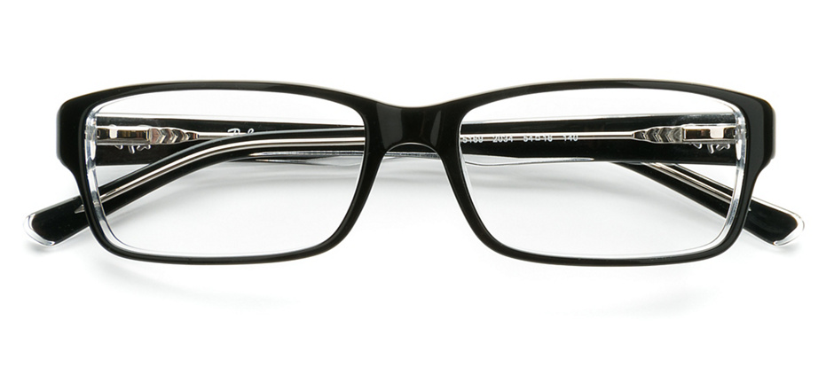 product image of Ray-Ban RX5169 Noir/cristal