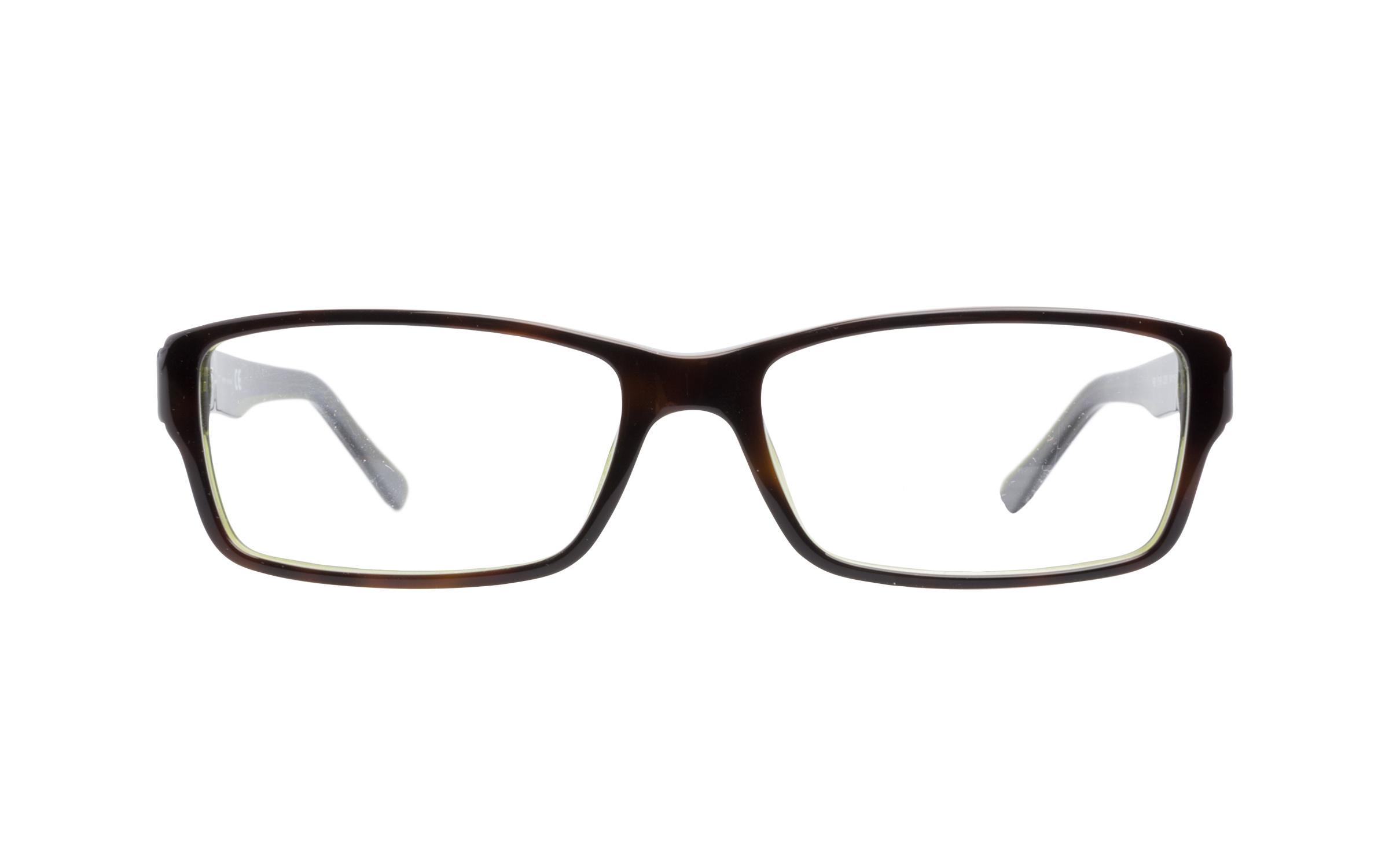Luxottica Ray-Ban RB5169 2383 Eyeglasses and Frame in Top Havana Brown/Green/Tortoise | Acetate - Online