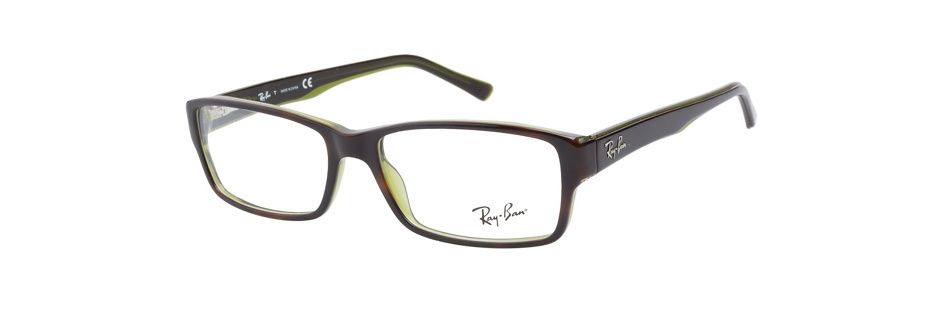 product image of Ray-Ban RX5169 Havana Green