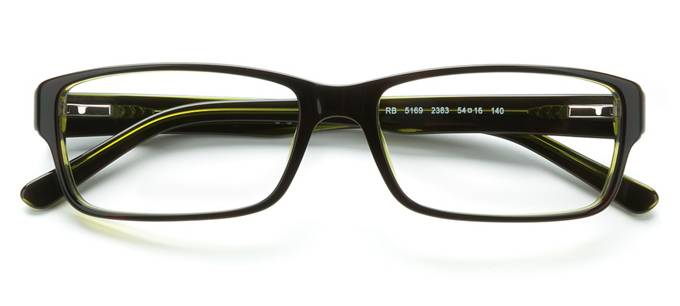 product image of Ray-Ban RX5169 Top Havana Green