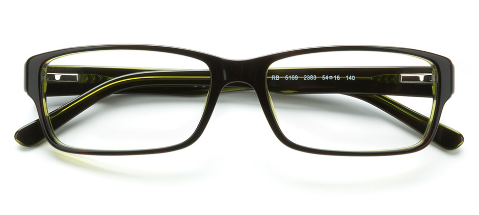 aafb0c3af5 product image of Ray-Ban RX5169 Havana Green