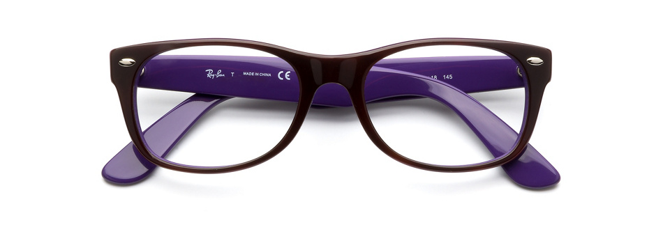 product image of Ray-Ban RX5184 Havana Purple