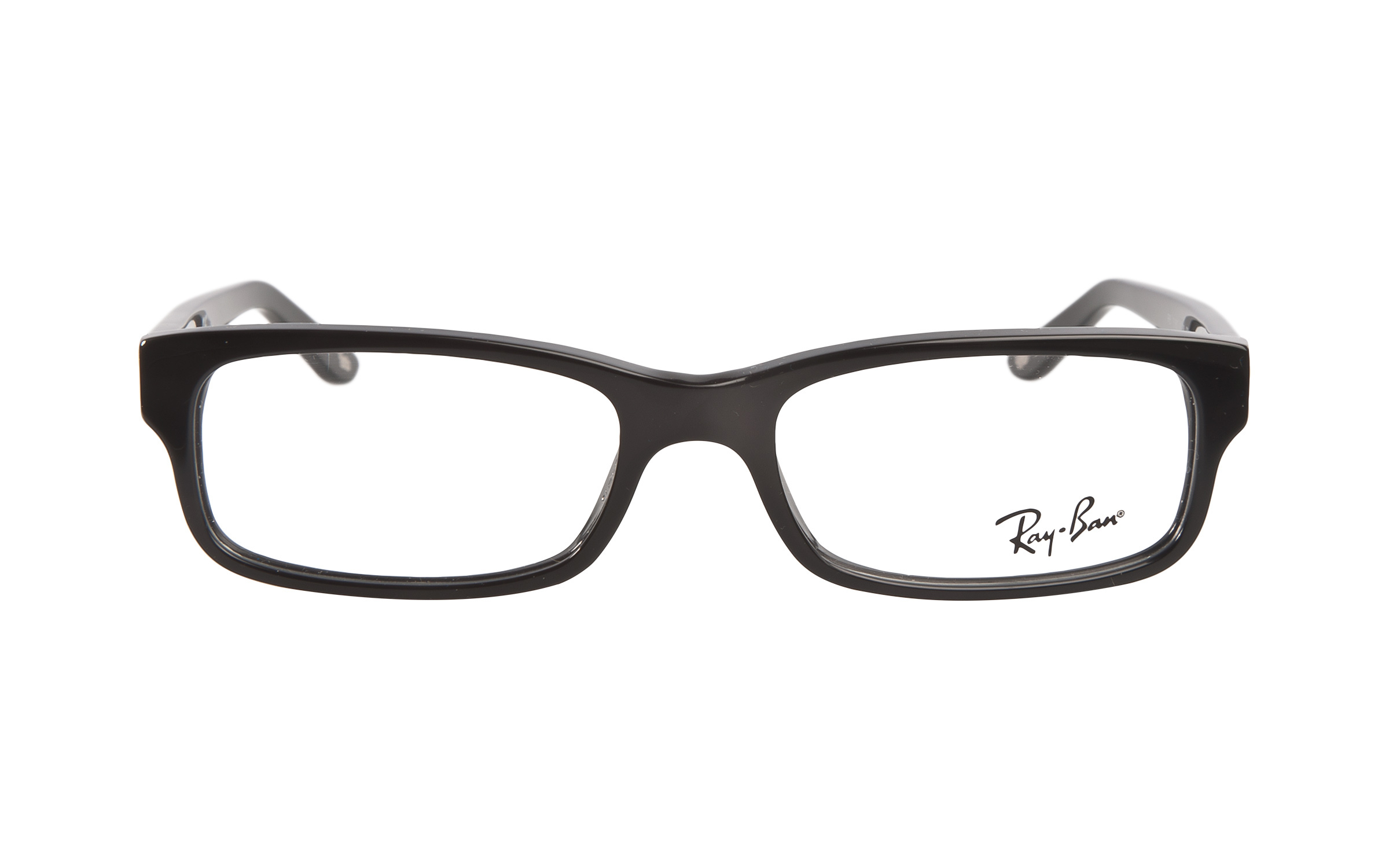 RayBan_Glasses_Rectangular_Black_Acetate_Online_Coastal
