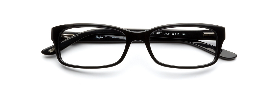 product image of Ray-Ban RX5187-52 Black