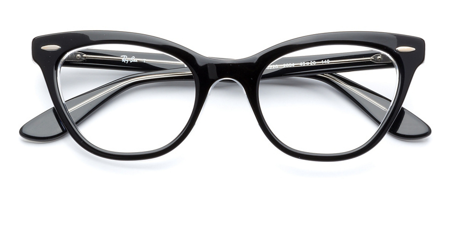 product image of Ray-Ban RX5226 Black Crystal