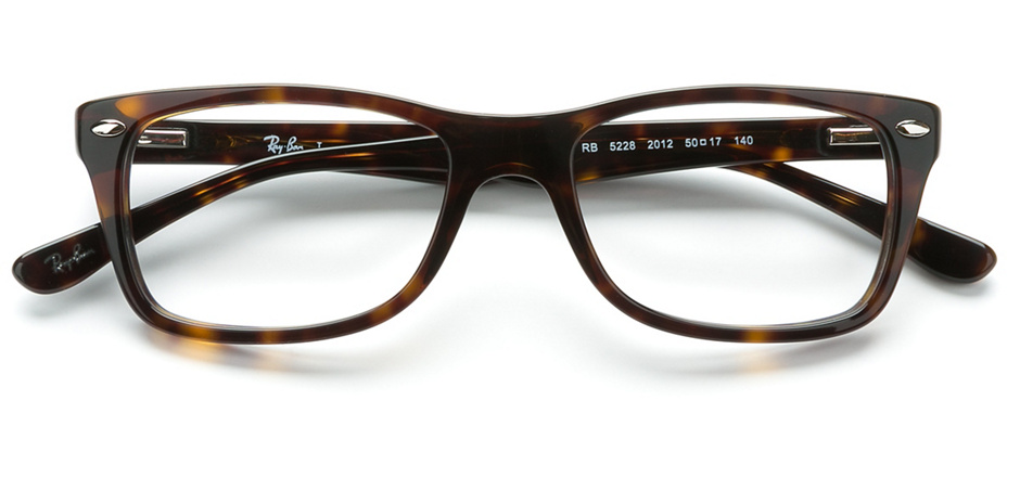 product image of Ray-Ban RX5228-50 Dark Havana