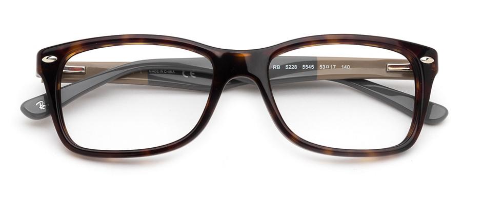 product image of Ray-Ban RX5228-53 Havana
