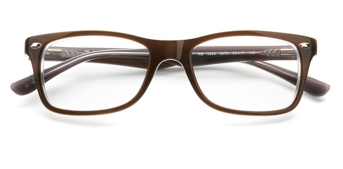 product image of Ray-Ban RX5228 Brown