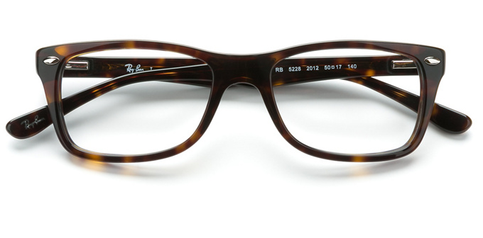 product image of Ray-Ban RX5228 Dark Havana