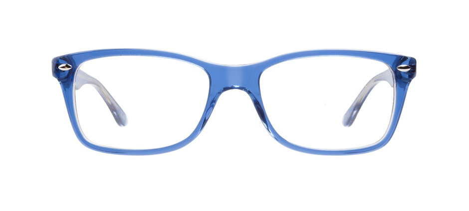 product image of Ray-Ban RX5228 Top Light Blue Transparent