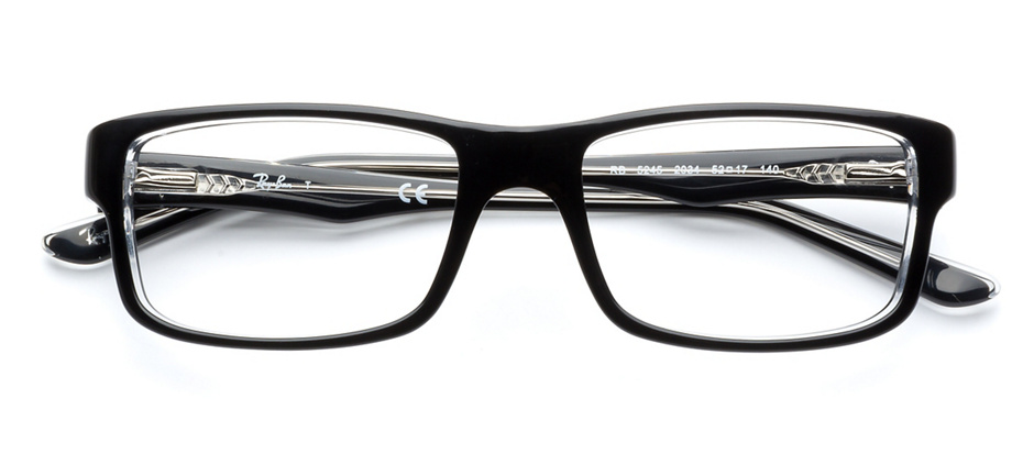 product image of Ray-Ban RX5245 Black Crystal