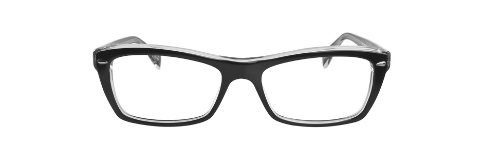 product image of Ray-Ban RX5255 Black Crystal
