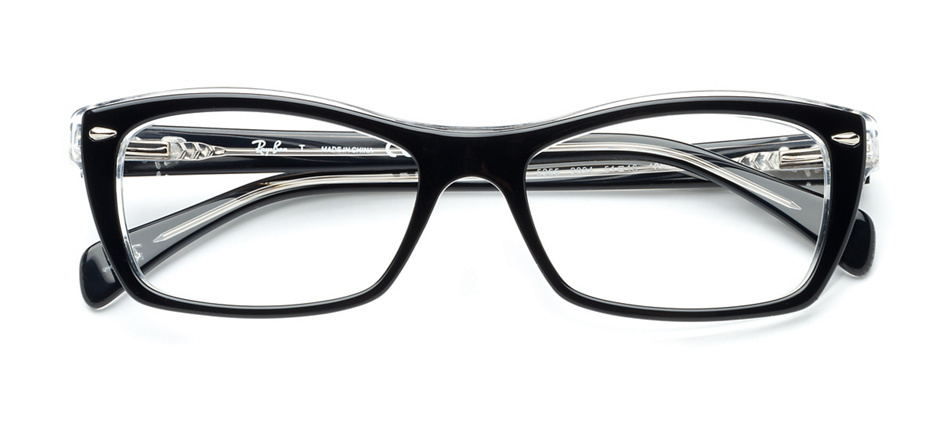 product image of Ray-Ban RX5255 Noir/cristal