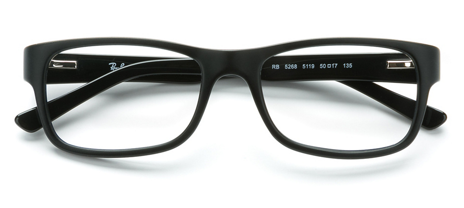 product image of Ray-Ban RX5268-50 Noir/sable