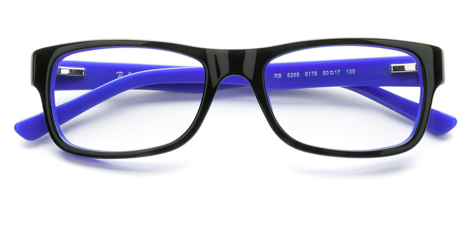 product image of Ray-Ban RX5268 Top Black Blue